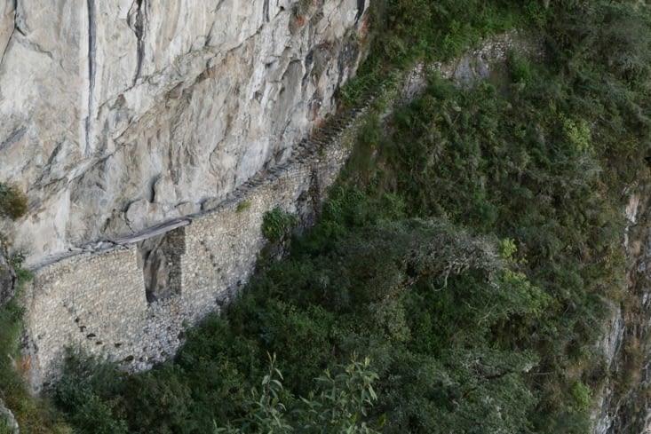 Inca bridge