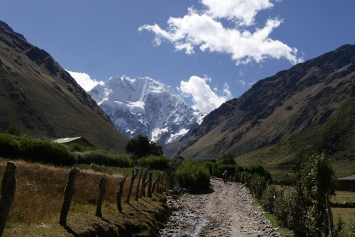 Montagne Humantay / Humantay mountain