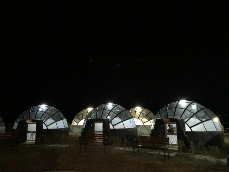 Sky domes