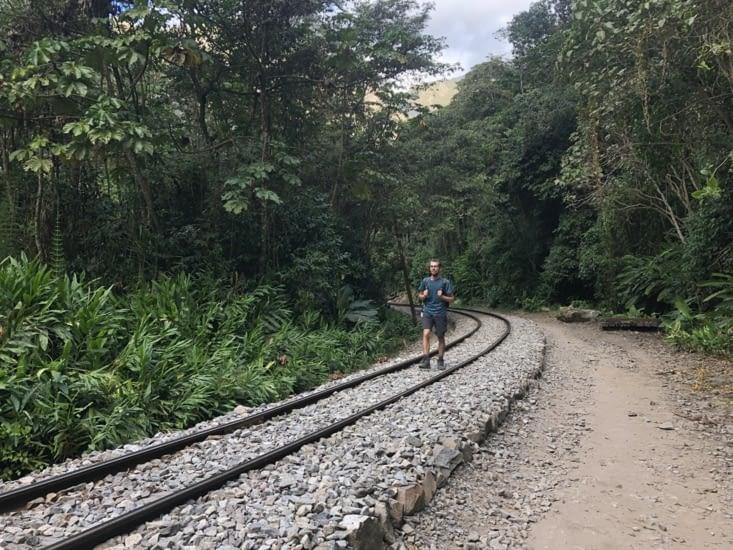 Sur les bons rails / On track