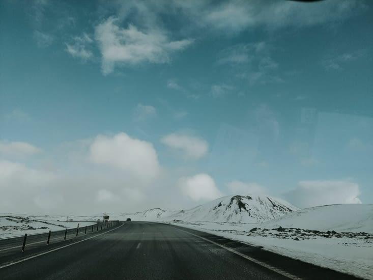 Qui a dit qu'il ne faisait pas beau en Islande ?