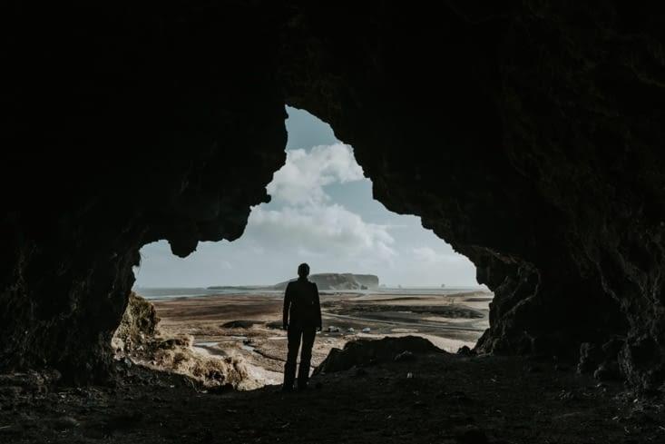 Loftsalahellir Cave