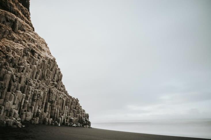 Orgues basaltiques de Reynisfjara