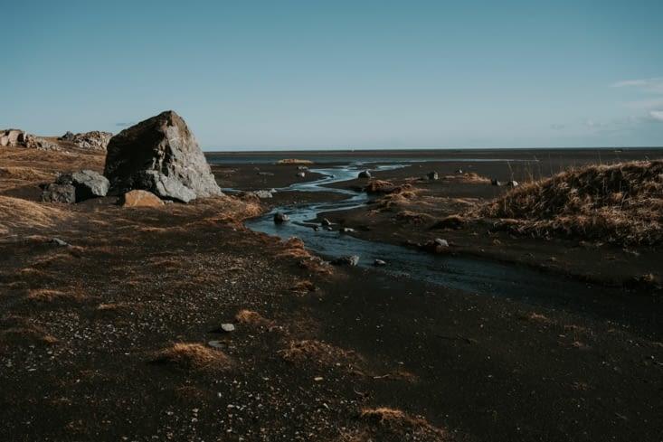 Entre Höfn et Egilsstaðir