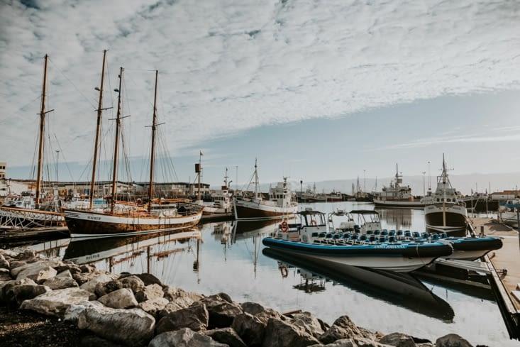 Port d'Húsavik