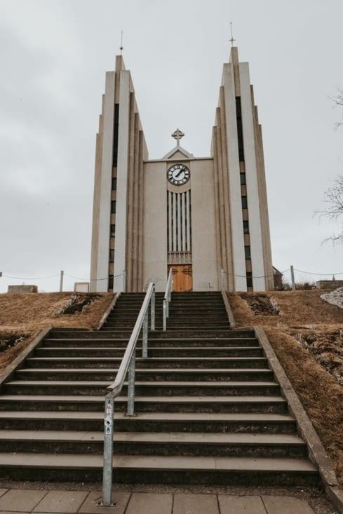 Eglise d'Akureyri