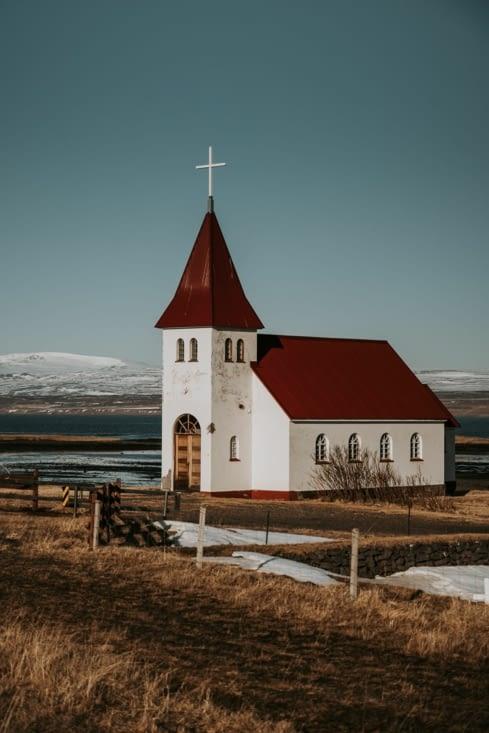 Eglise luthérienne de Glaumbær