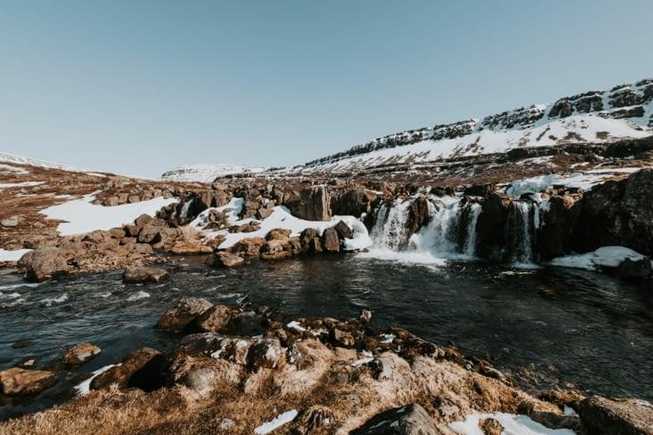 Cascade Bæjarfoss