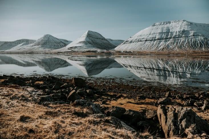Fjord Dyrafjördur