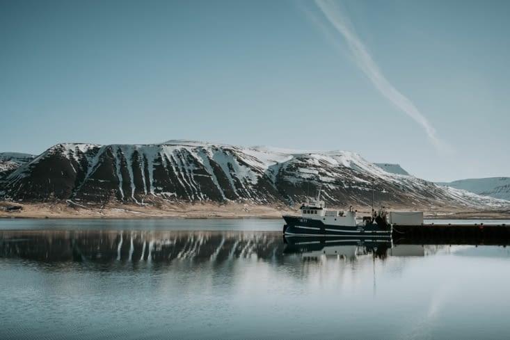 Village de Þingeyri