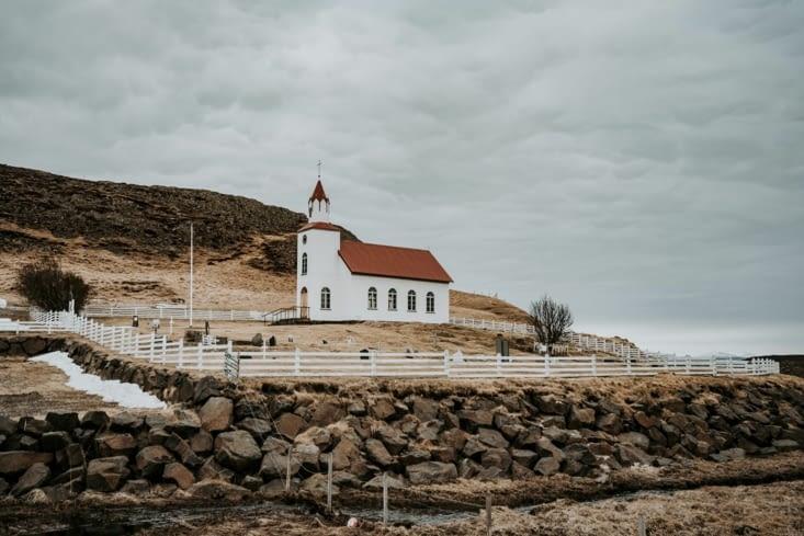 Eglise luthérienne de Helgafell