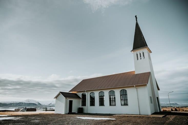 Église Luthérienne de Reykhólar