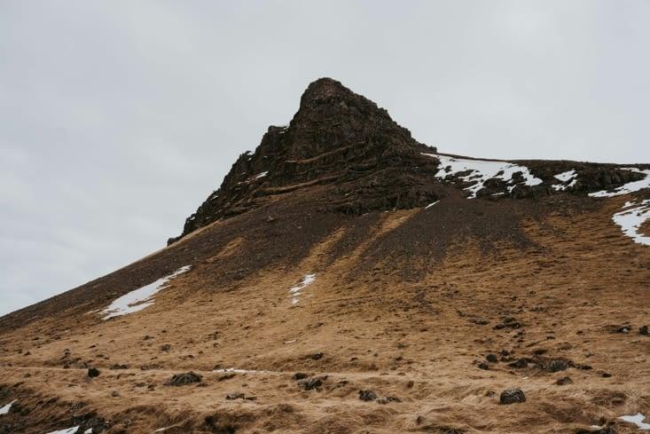 Puis encore une montagne...