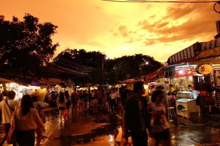 Marché de Chatuchak / Chatuchak Market