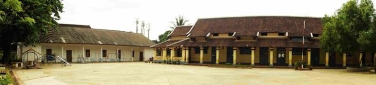 L'école primaire de Luang Prabang/The primary school of Luang Prabang