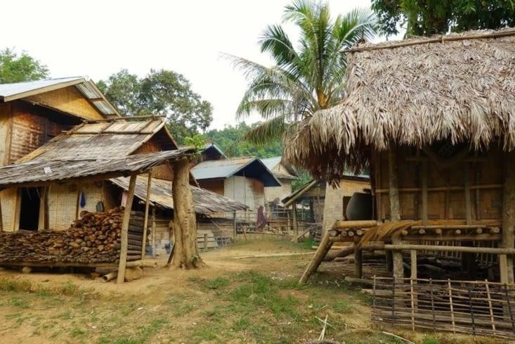 Village de Huay Sen / Huay Sen village