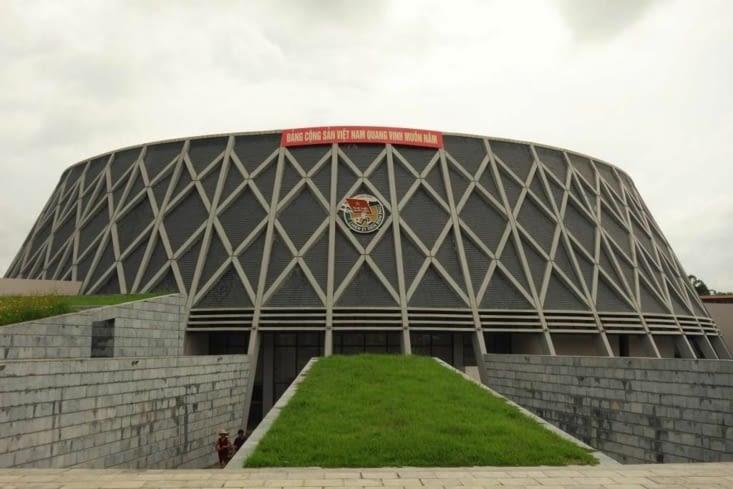 Le musée de la victoire (un peu soviétique non ?) / The victory museum (a little bit Soviet isn't it ?)