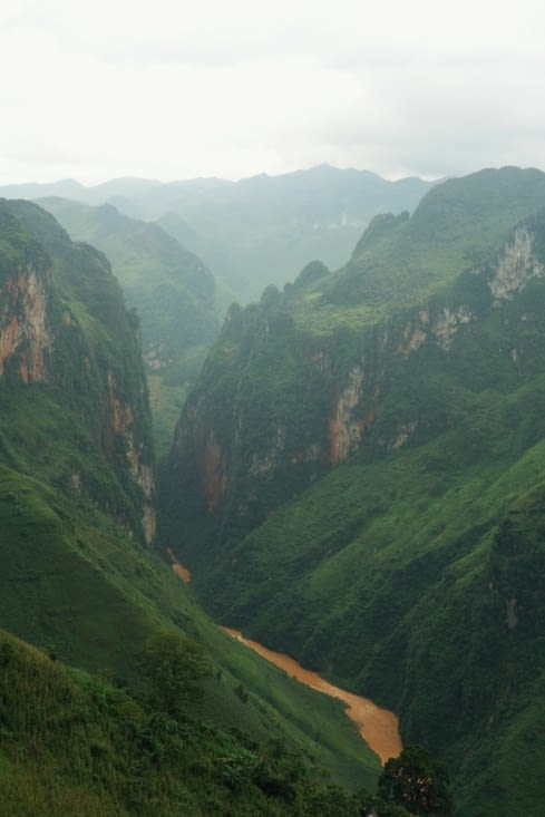 Les gorges / The gorges