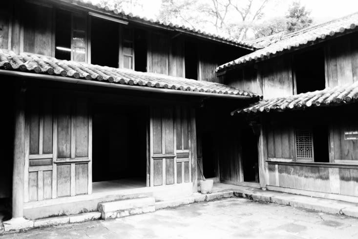 Maison du roi Hmong / Hmong king's house