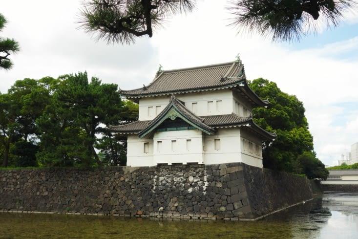 Le palais impérial / Imperial palace