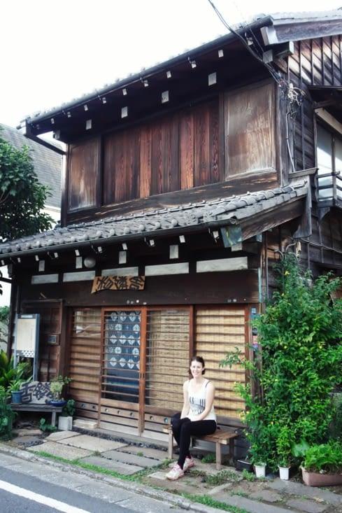 Maison en bois / Wooden house 2