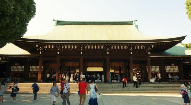 Meiji-jingu temple
