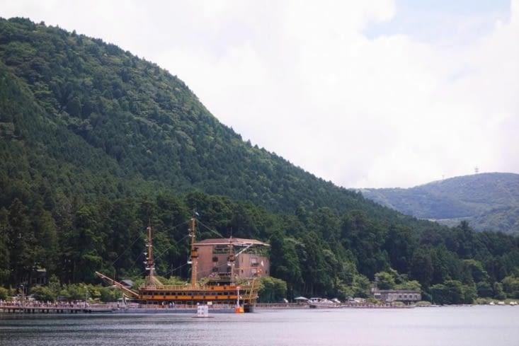 Bateau de pirates / Pirates' boat