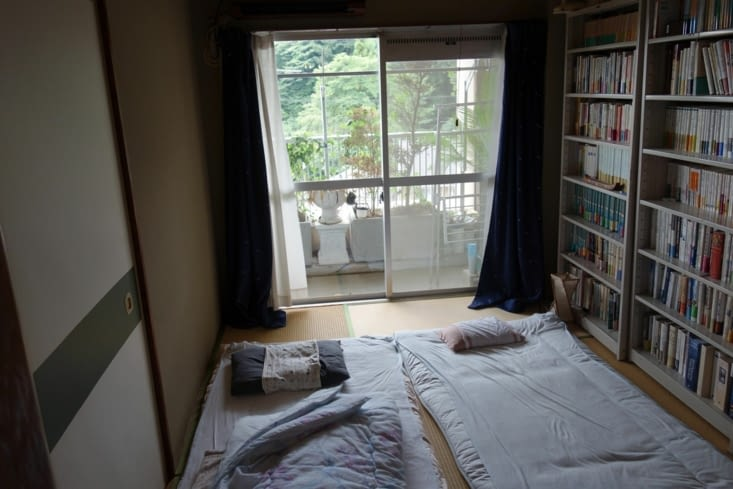 Chambre japonaise / Japanese style bedroom