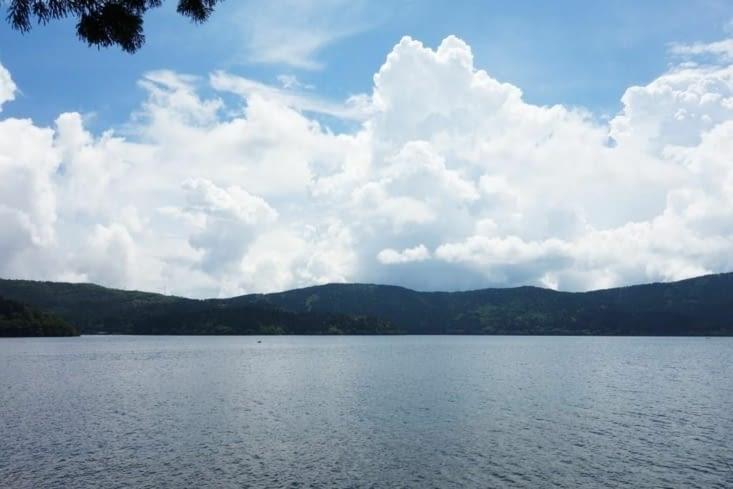 Lac Ashino-ko / Ashino-ko lake