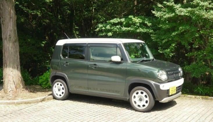Voiture carrée ! / Square shaped car !