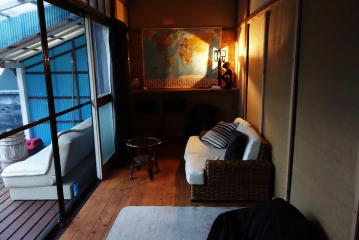Hotel typiquement japonais in Fuji / Japanese style hotel à Fuji