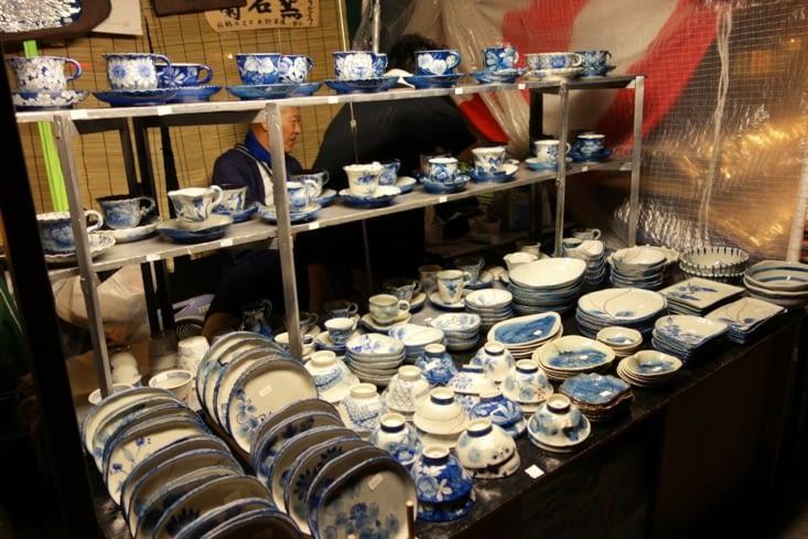 Brocante de potteries / Pottery festival