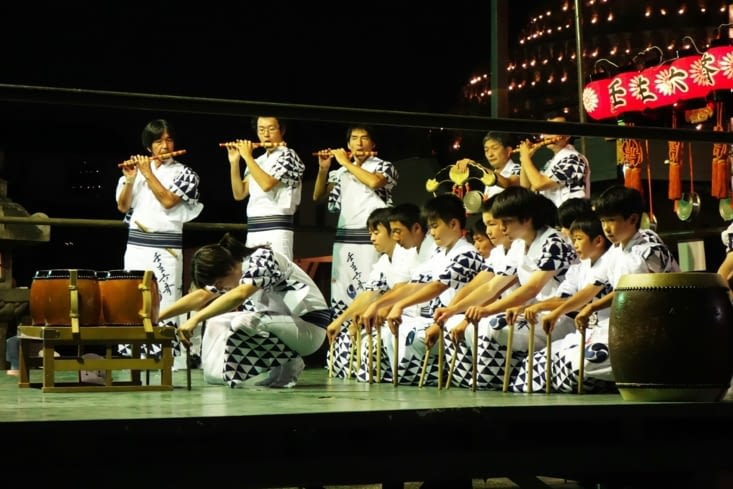 Fête d'Obon / Obon festival