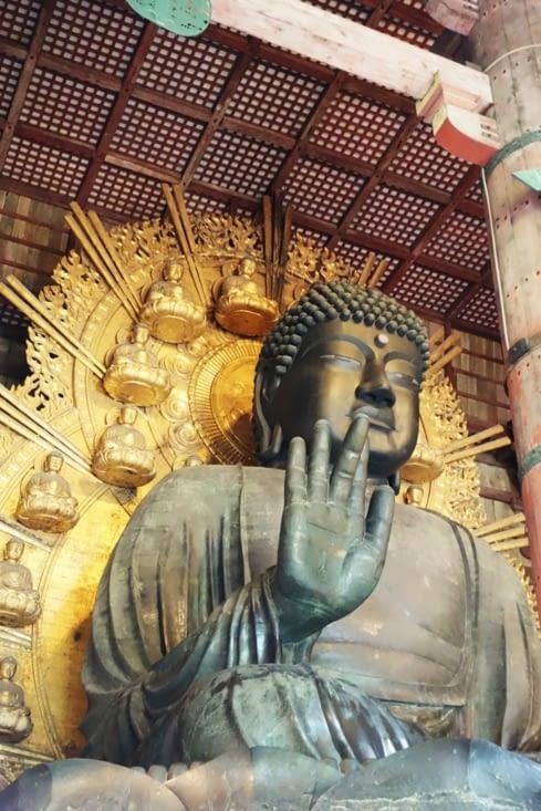 Le Grand Buddha / The big Buddha