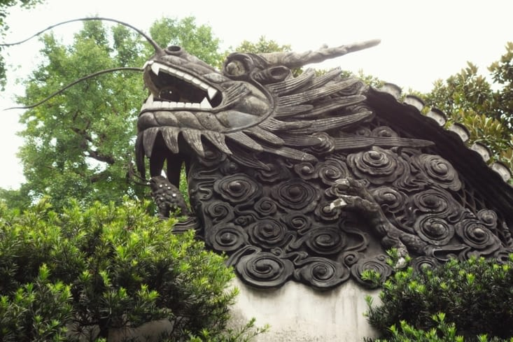 Dragon chinois / Chinese dragon