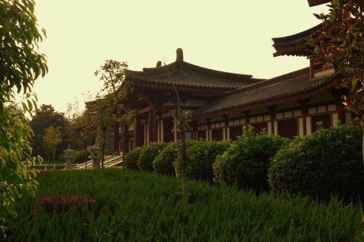 Grande Pagode de l'Oie Sauvage / Great Wild Goose Pagoda