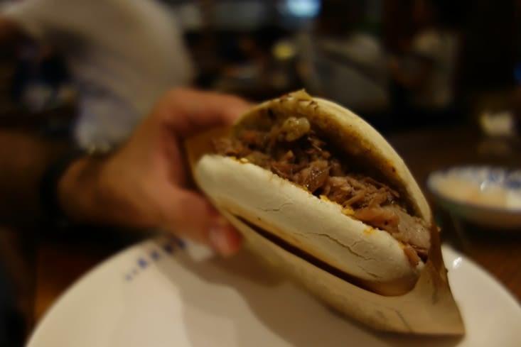 Shaanxi sandwich