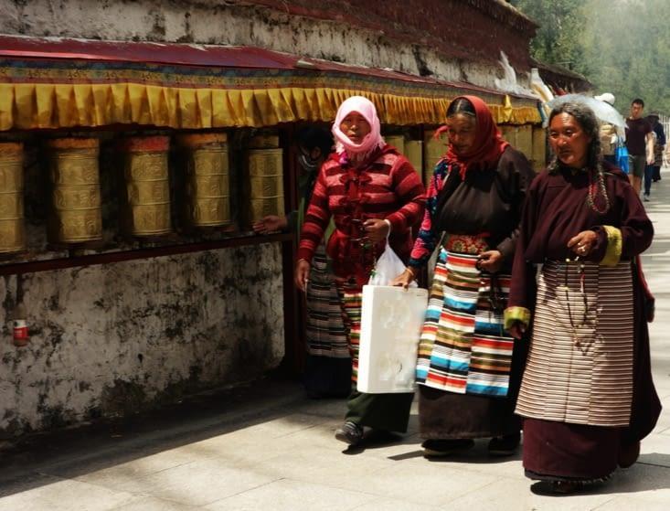 Autres femmes sur le Kora / Other women on Kora