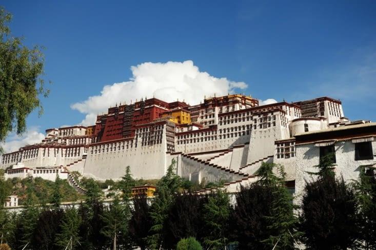 Le palais du Potala / Potala Palace