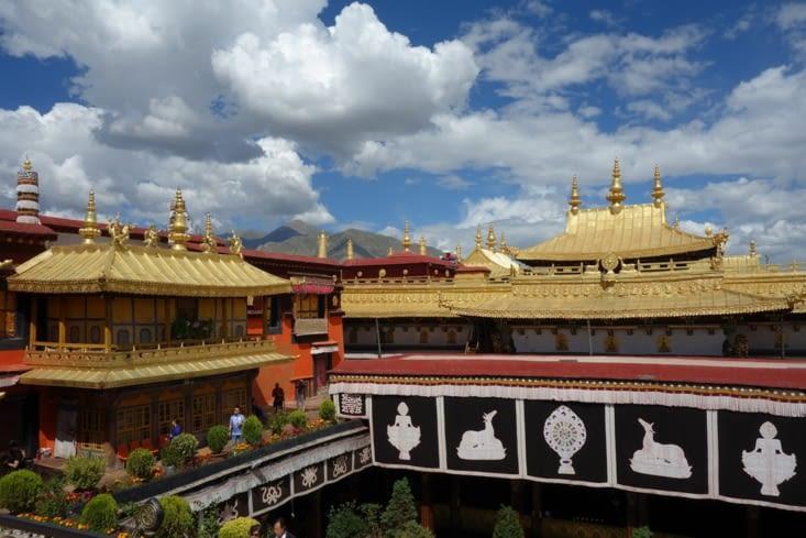 Temple de Jokhang / Jokhang temple