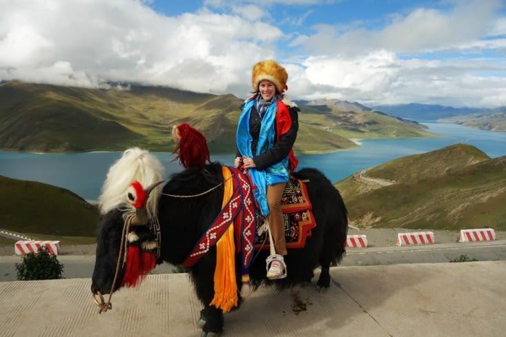 Une tibétaine? =) / A tibetan girl? =)