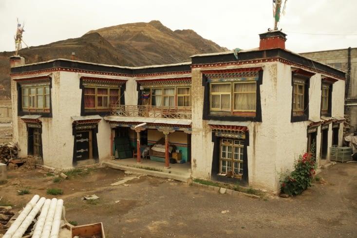 Maison tibétaine / Tibetan house