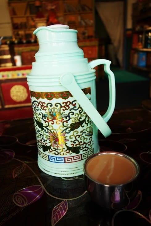 Thé au lait / Milk tea