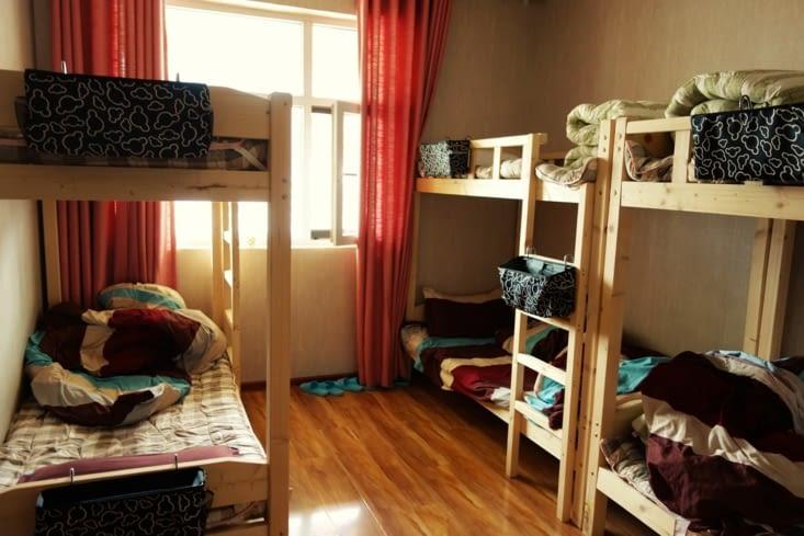 Auberge de jeunesse / Youth hostel