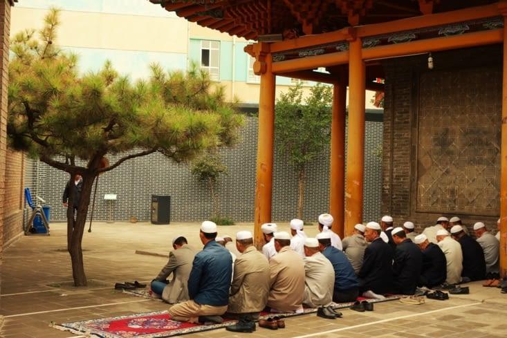 Heure de prière / Prayer time