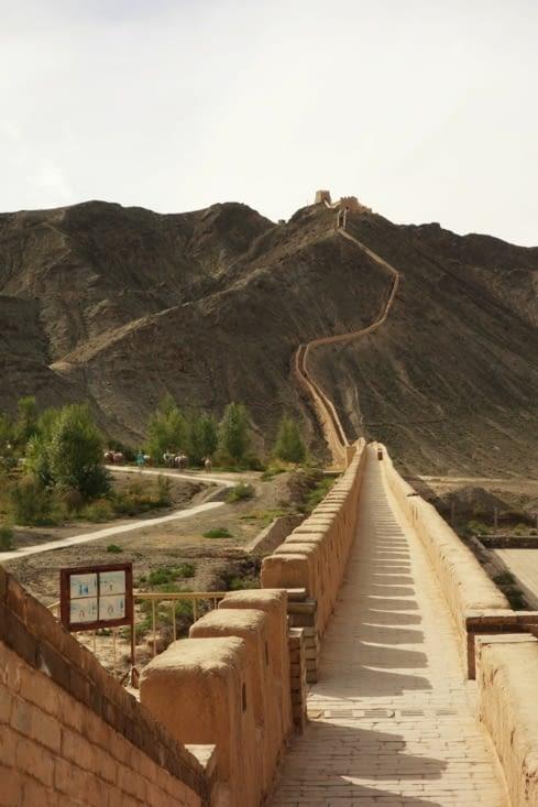 La grande muraille de Chine / The great wall of China