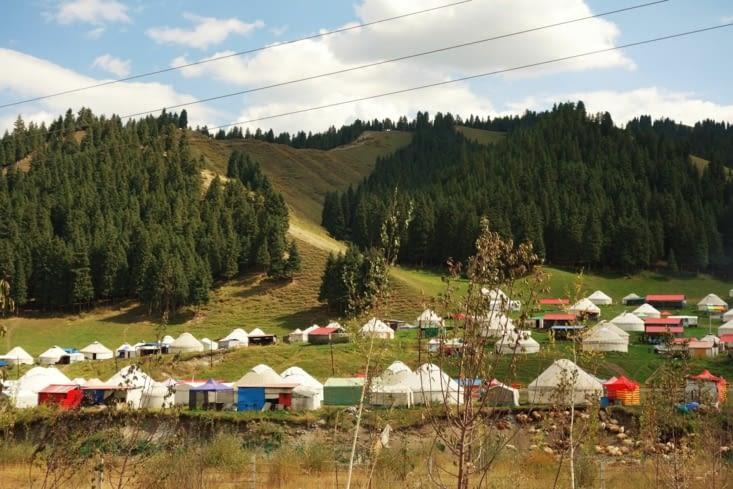 Camp nomade / Nomad camp