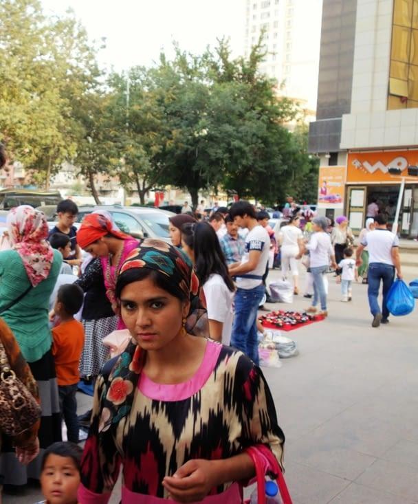 Dans le quartier musulman / In the muslim quarter