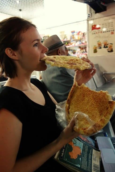 Du pain local / Local bread