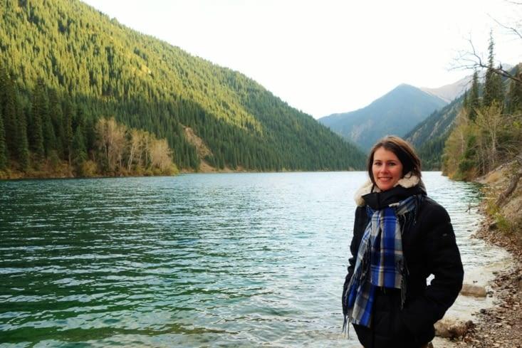 Au bord du lac / Near the lake